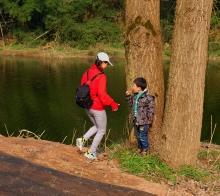 慢·西河【【  漫 步 西 河 十 里  】】………果城拍摄………