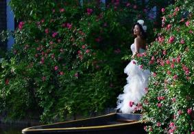 花间渡舟的新娘