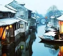 陶醉丨周庄的冬季