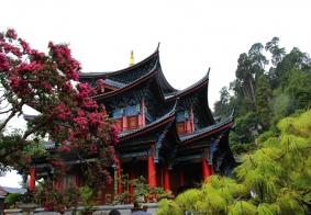 心灵的旅行----丽江古城