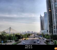 嘉陵江畔--梦幻之城(初试HDR)