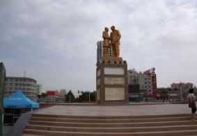 【我们新疆好地方】和田团结广场