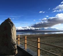 【系列组照】2017藏疆甘行(六)----亚东美丽的多情湖