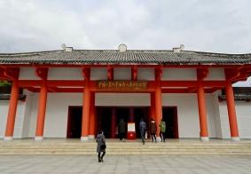 走进中国工农红军强渡大渡河纪念馆
