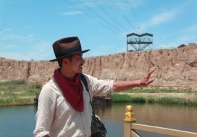 这是银川旅游东线最有意义、最健康的一条游线