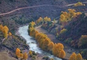 秋季的川藏线景观,你见过吗