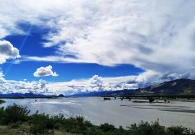 地上的天河----雅鲁藏布江