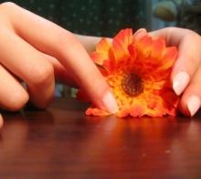 """【司顿·手模选秀大赛】桌面上的""""色""""游戏——手到,擒来"""