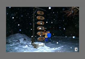 【【  神 州 北 极  】】………零下20多度相机遭不住………