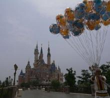 【全程直播】川报记者带你提前耍上海迪士尼