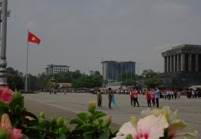 #南行记#河内见闻(六)胡志明广场