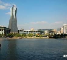 沿着京杭大运河游杭州