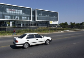 【大千世界】车窗外的南非公路