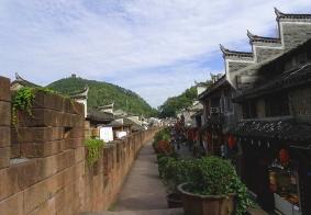 #南游记# 走进湘西凤凰古城(2)