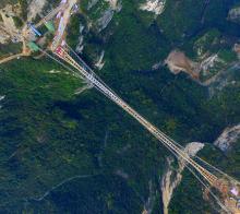 张家界大峡谷玻璃桥,看了这些您还敢约吗?