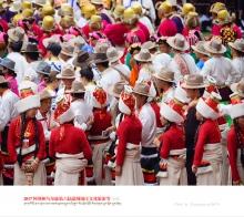 【组照】2017阿坝州马尔康第六届嘉绒锅庄文化旅游节侧记