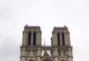 【大千世界】火灾前的巴黎圣母院内饰