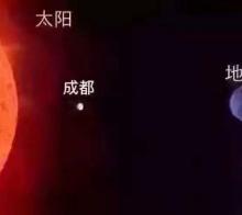 惊!太阳和地球之间惊现超小型星球!(成都避暑秘籍)