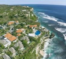 爱在巴厘岛----蓝点教堂婚礼