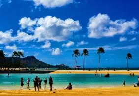 夏威夷之夏拾趣