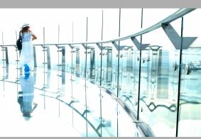 【【  悬 空 玻 璃 情 人 桥  】】………………
