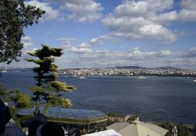 【大千世界】在土耳其老皇宫看博斯普鲁斯海峡