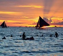 摄影分享之长滩岛