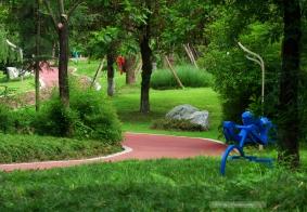 【闲拍】散步随拍(25):城市绿道小照