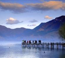 高原明珠——泸沽湖