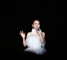 2010张靓颖幸福成都我相信世界巡回演唱会!
