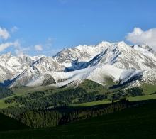 祝贺!新疆喀拉峻景区正式授牌5A景区!