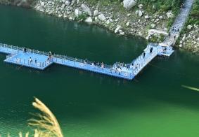 #南游记#东江湖的龙景峡谷