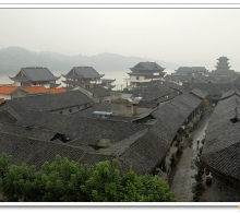万里长江第一镇——李庄古镇