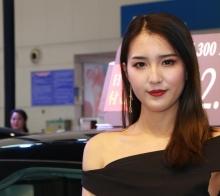 2018(第七届)绵阳之春国际车展之车模